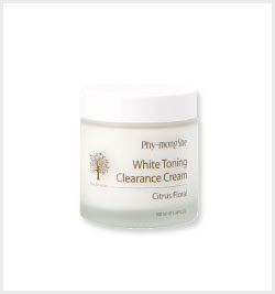 White Toning Clearance Cream